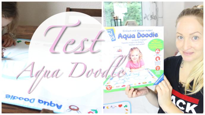 Aqua Doodle Test