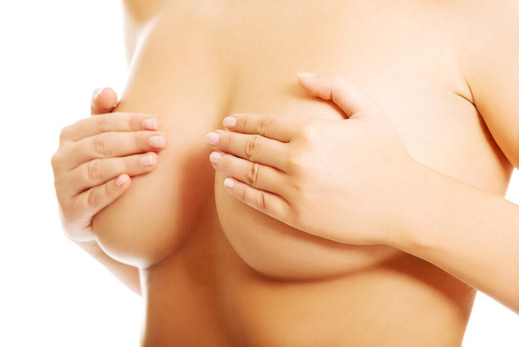 Brustmassage