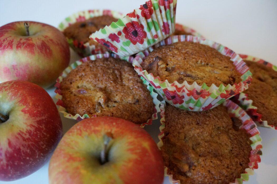 Rezept Apfel Muffins
