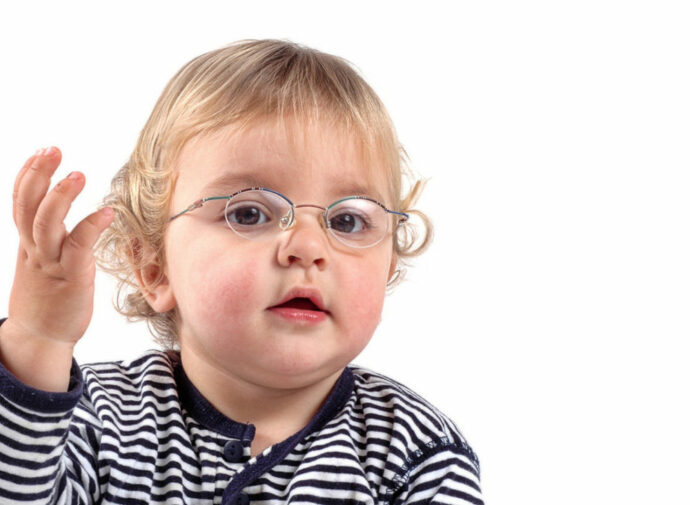 Babybrille