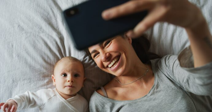 Datenschutz Babyfotos