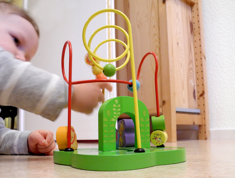 Test: Fisher-Price Motorikschleife Zootiere