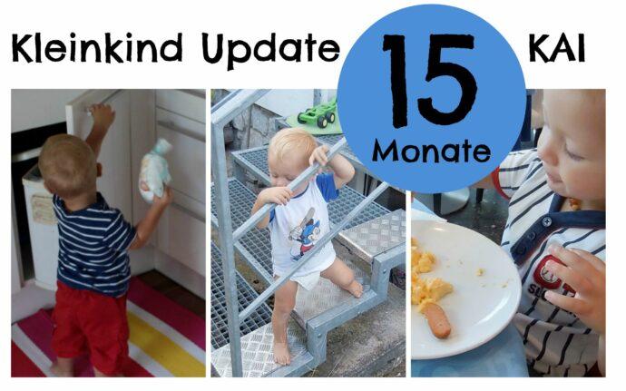 15 Monate Kai Update
