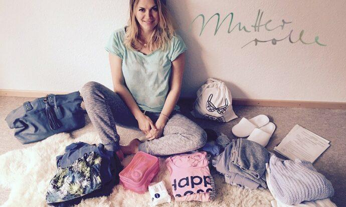 Nina Bott bloggt auf Mutterrolle