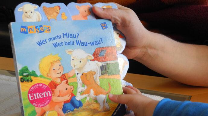 Vorlesetag für Kinder