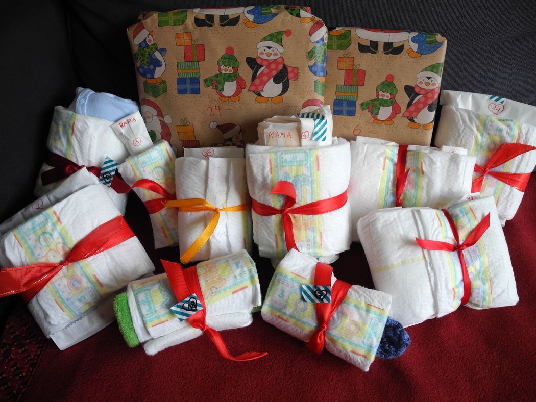 pampers baby paket