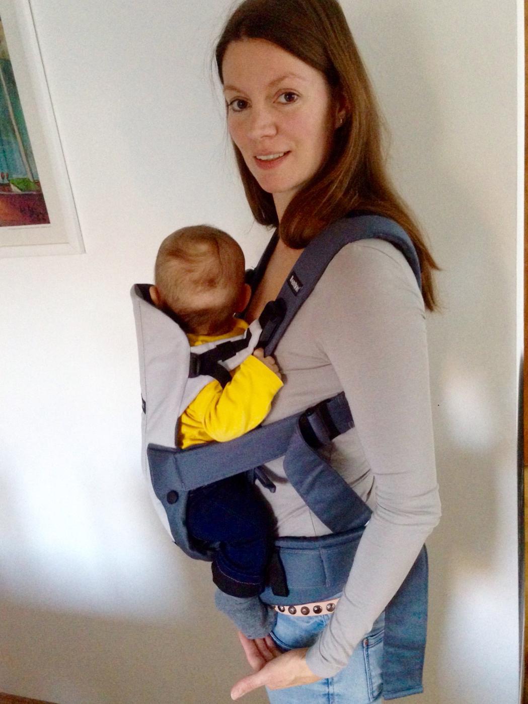 Test Babytrage We Von Babybj 246 Rn Babyartikel De Magazin