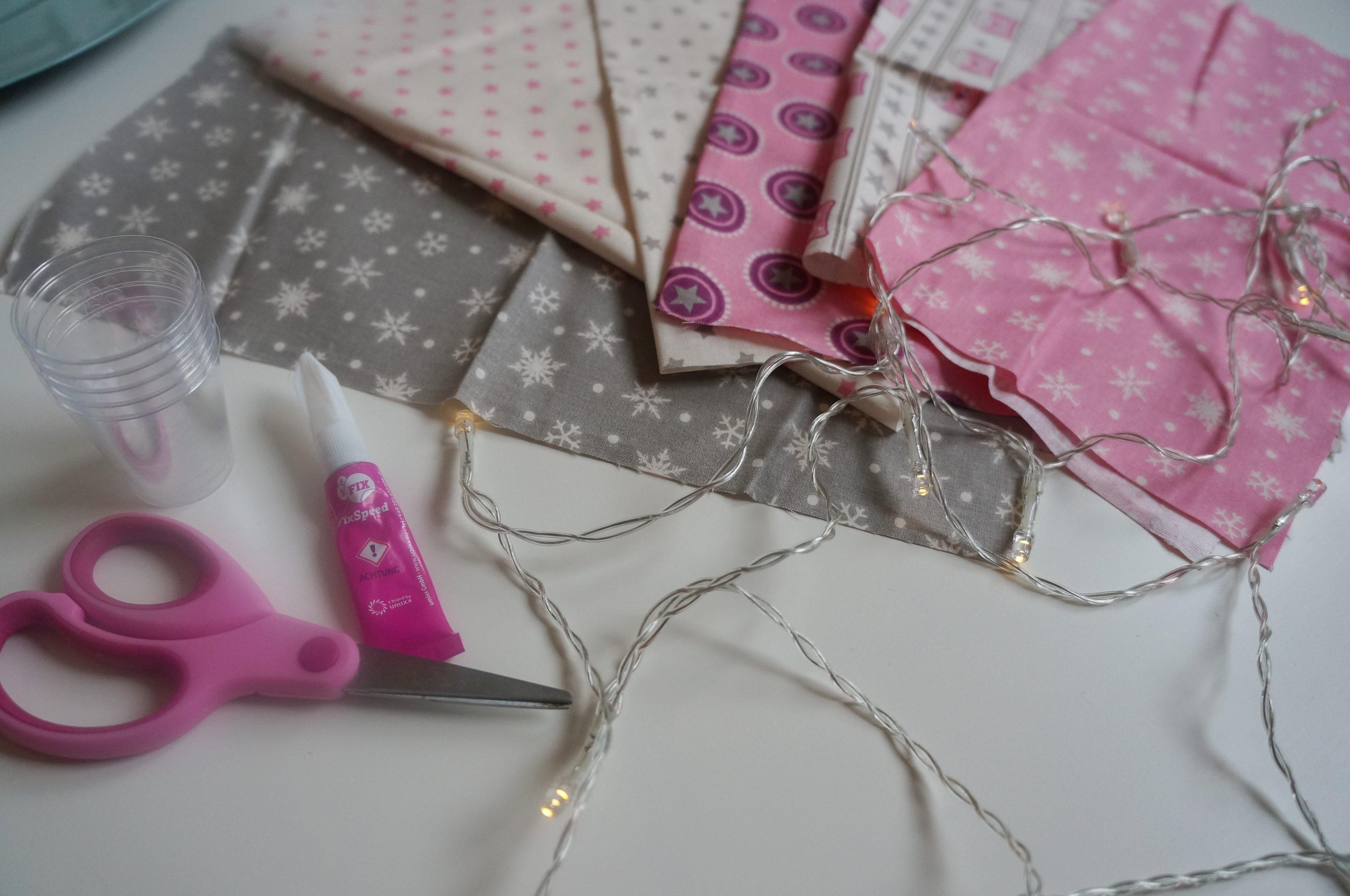 DIY: Lichterkette fürs Kinderzimmer | Babyartikel.de Magazin
