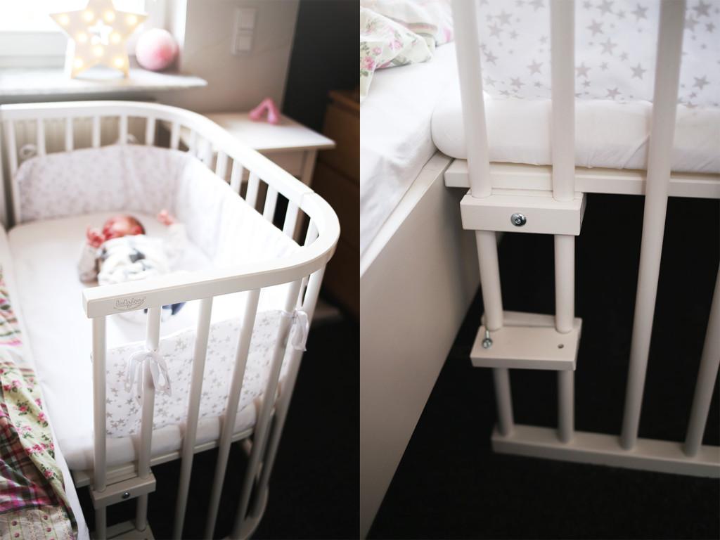 Test: beistellbett babybay ein erfahrungsbericht von mama nathalie