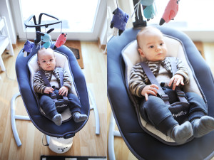 Babymoov-Babyschaukel-Swoon-Motion-Zink-Test-Baby-3-Monate