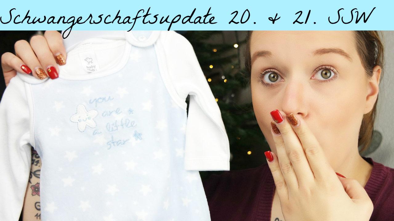 Schwangerschafts-Update 20. & 21. SSW | falsches Outing?!