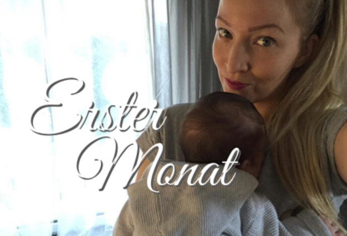 babys erster Monat