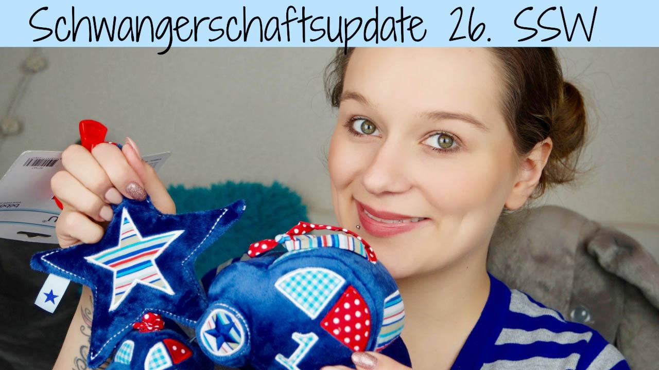Schwangerschafts-Update 26. SSW: Babyname & Babyspielzeughaul
