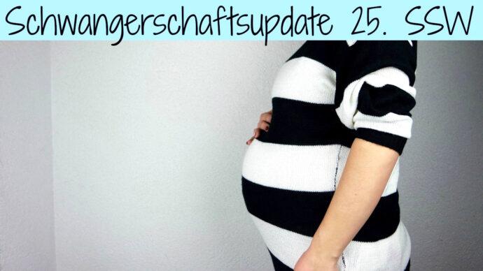 Schwangerschafts-Update 25. SSW