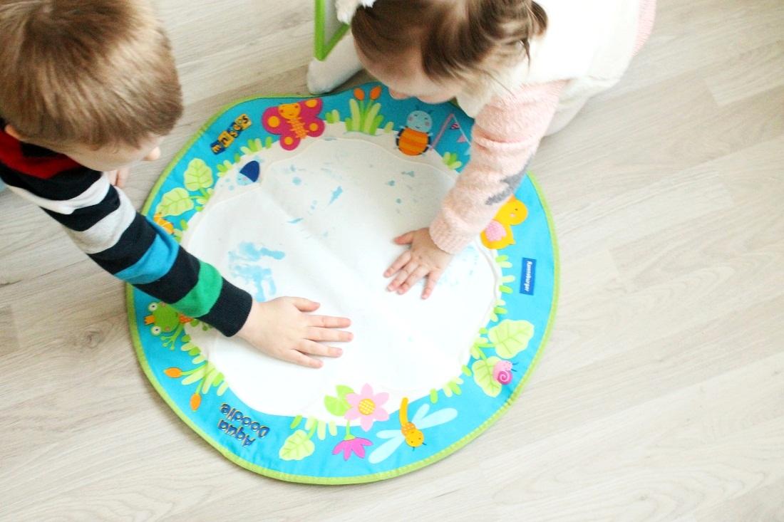 Ministeps Aqua Doodle Baby Handabdrücke