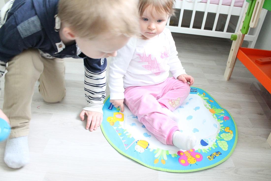 Ministeps Aqua Doodle Baby im Test