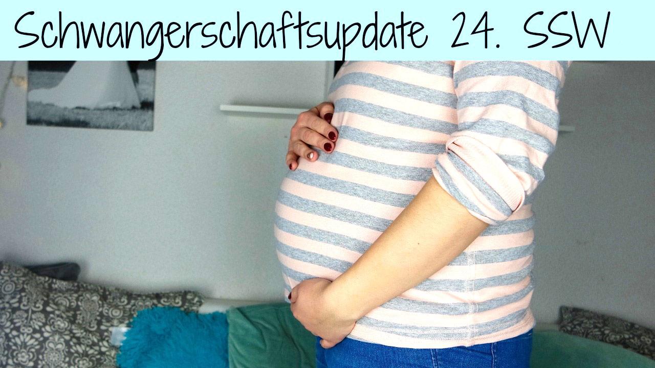 Schwangerschafts-Update 24. SSW | Zuckertest & Heißhunger