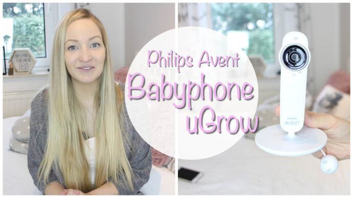 Test Philips Avent Babyphone uGrow