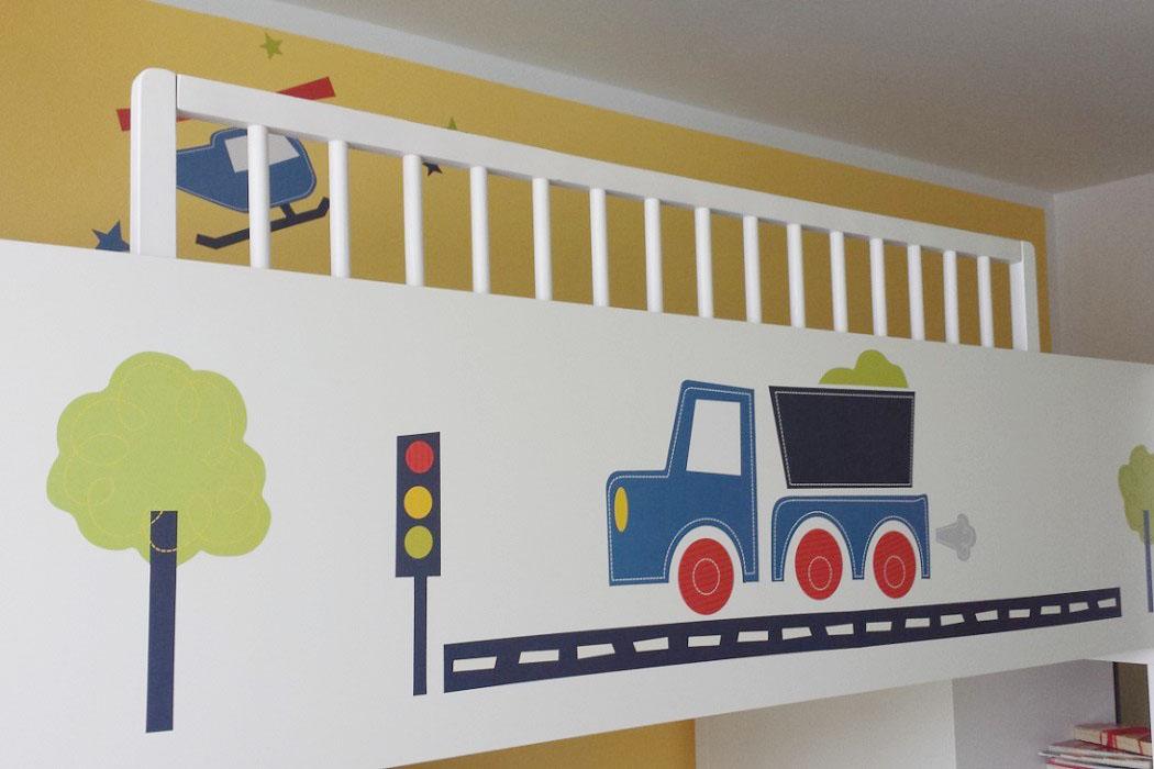 Ikea Dresser Secure To Wall ~ Wandsticker fürs Kinderzimmer  Babyartikel de Magazin