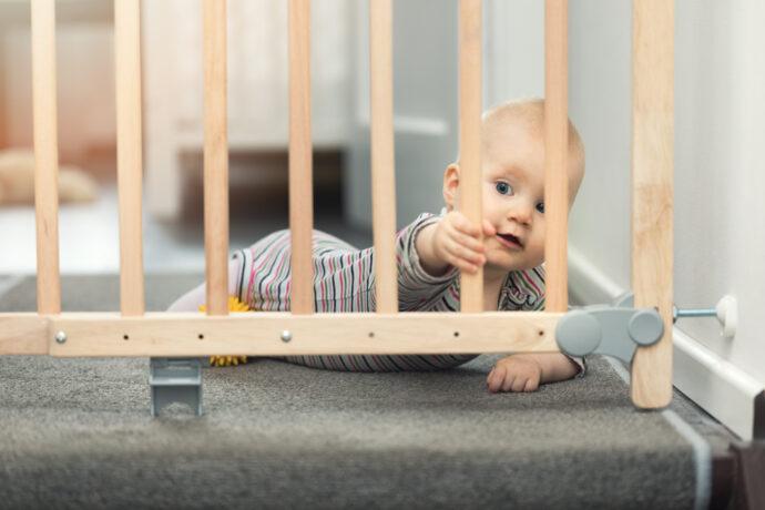 Wohnung babysicher machen Kindersicherheitsartikel