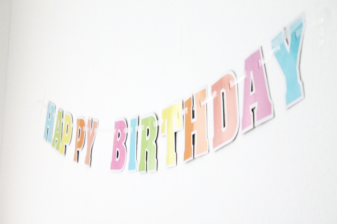 4 Geburtstag - Inspiration 1