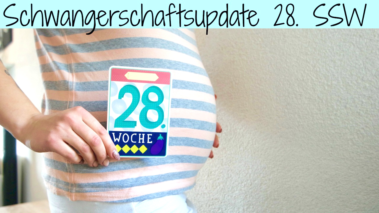 Schwangerschaftsupdate 28. SSW. | LIVE beim Frauenarzt & CTG