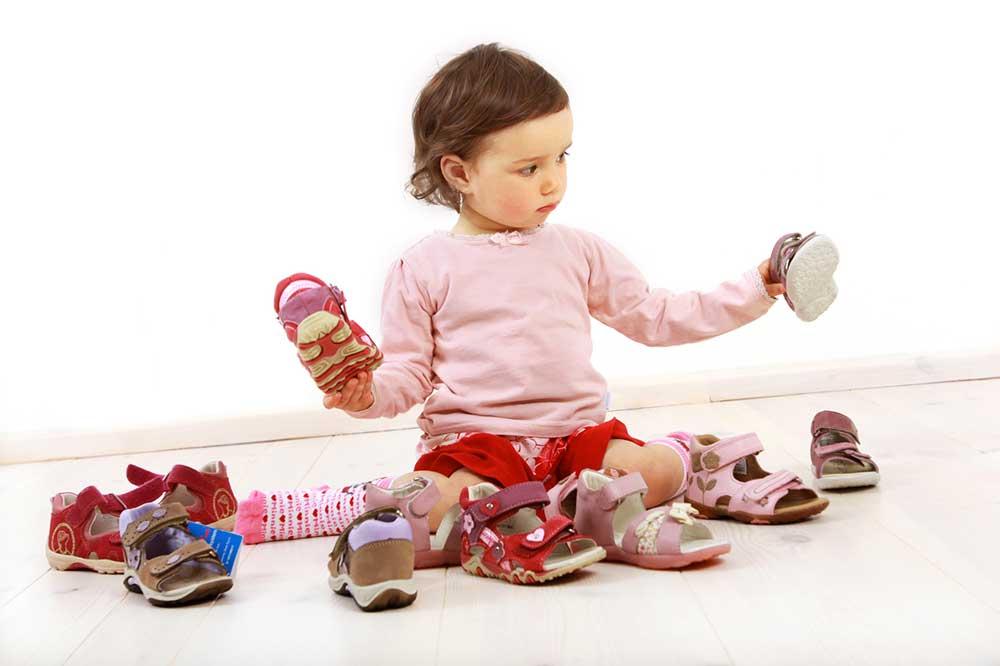 Tipps Kinderschuhe kaufen