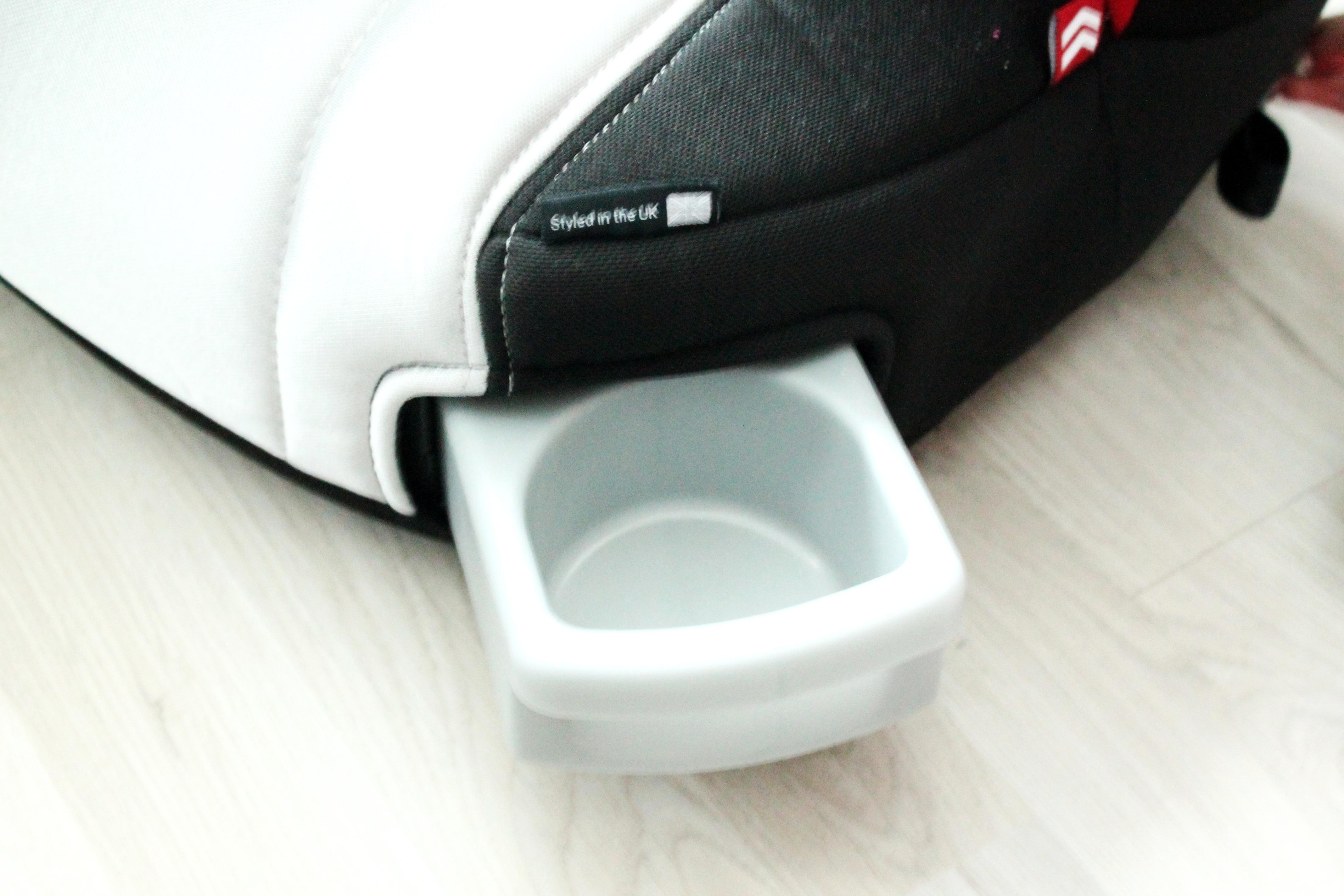 joie Kindersitz Trillo Shield Becherhalter