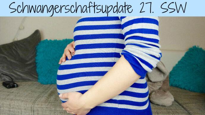 Schwangerschafts-Update 27. SSW