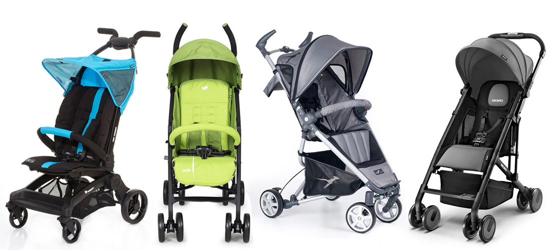 Buggy Test ABC Design Takeoof Joie Nitro TFK Dot Recaro Easylife