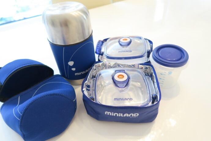 Miniland Aufbewahrungsbehälter Test