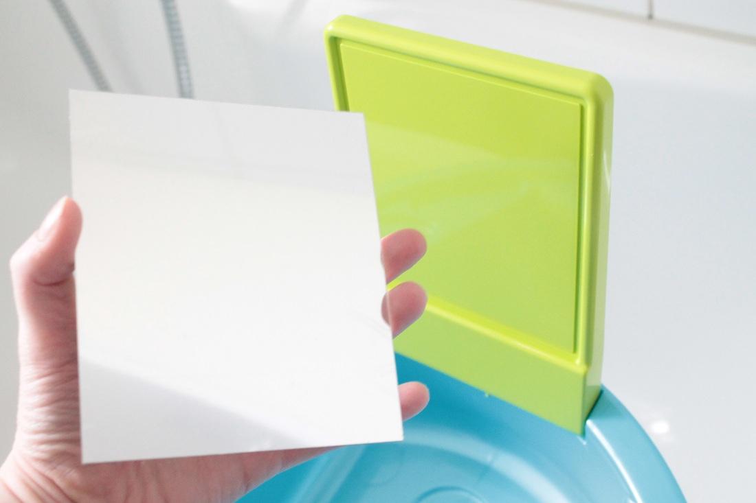 Rotho Babydesign Waschtisch Kiddy Wash Spiegel