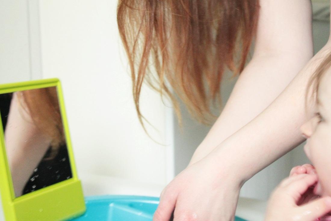 Rotho Babydesign Waschtisch Kiddy Wash - Aquamarine 6 (2)