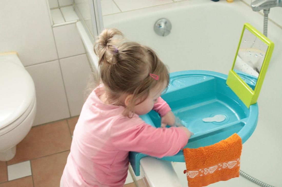 Rotho Babydesign Waschtisch Kiddy Wash - Aquamarine