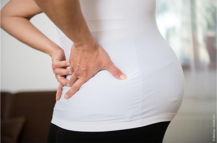 Ischiasbeschwerden in der Schwangerschaft