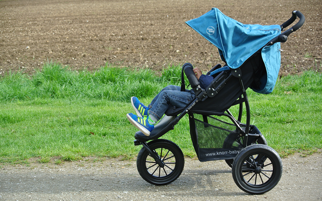 Knorr Baby Joggy S Test Buggy Sportwagen