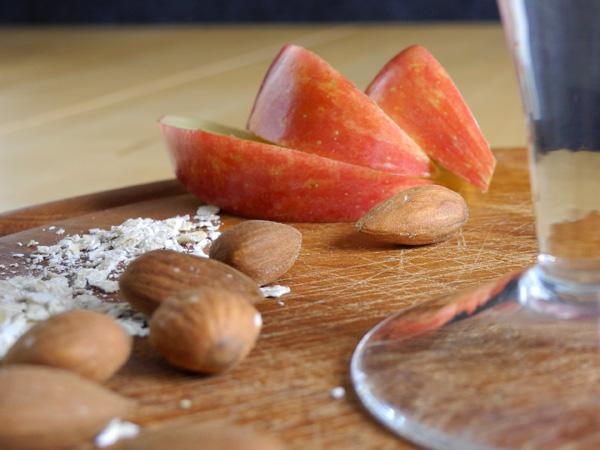 Rezept: Smoothie - Apfel
