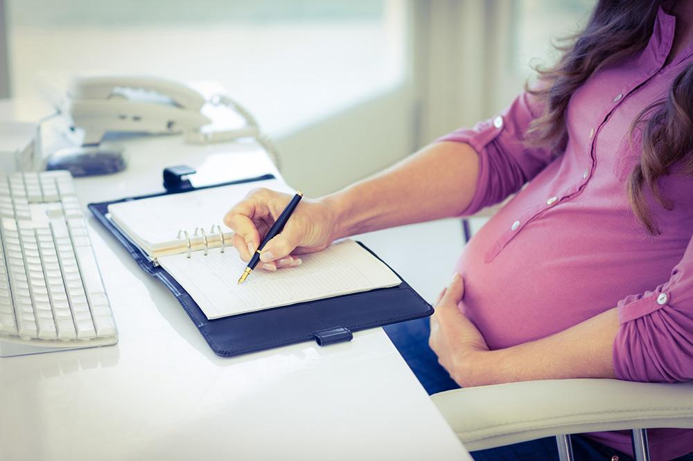 Recht für Schwangere