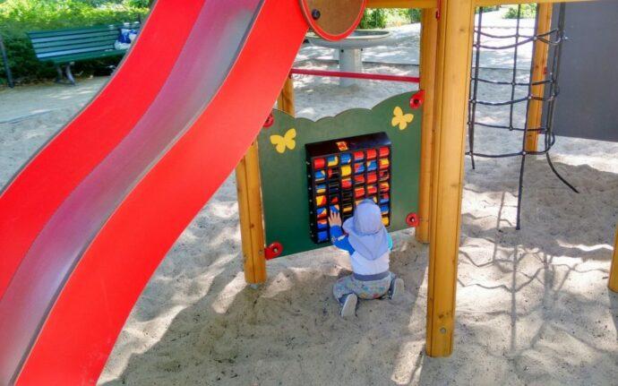 Baby Spielplatz