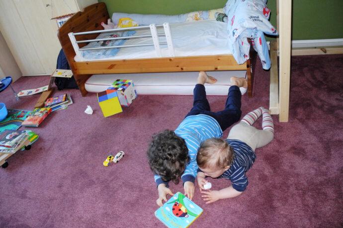 Geschwister – 6 Dinge, die sich mit dem 2. Baby ändern!