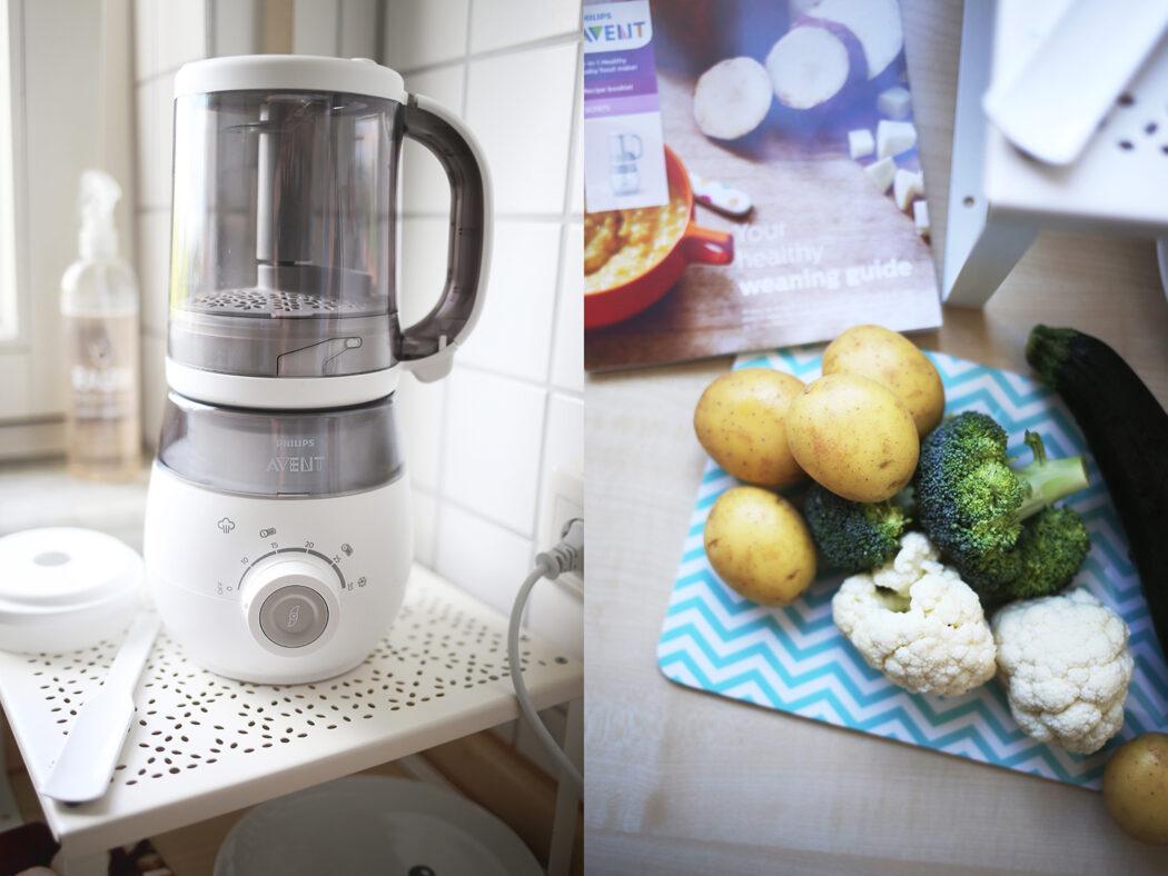 Philips-Avent-Dampfgarer-Test-4-in-1-Babynahrungszubereiter-Beikost