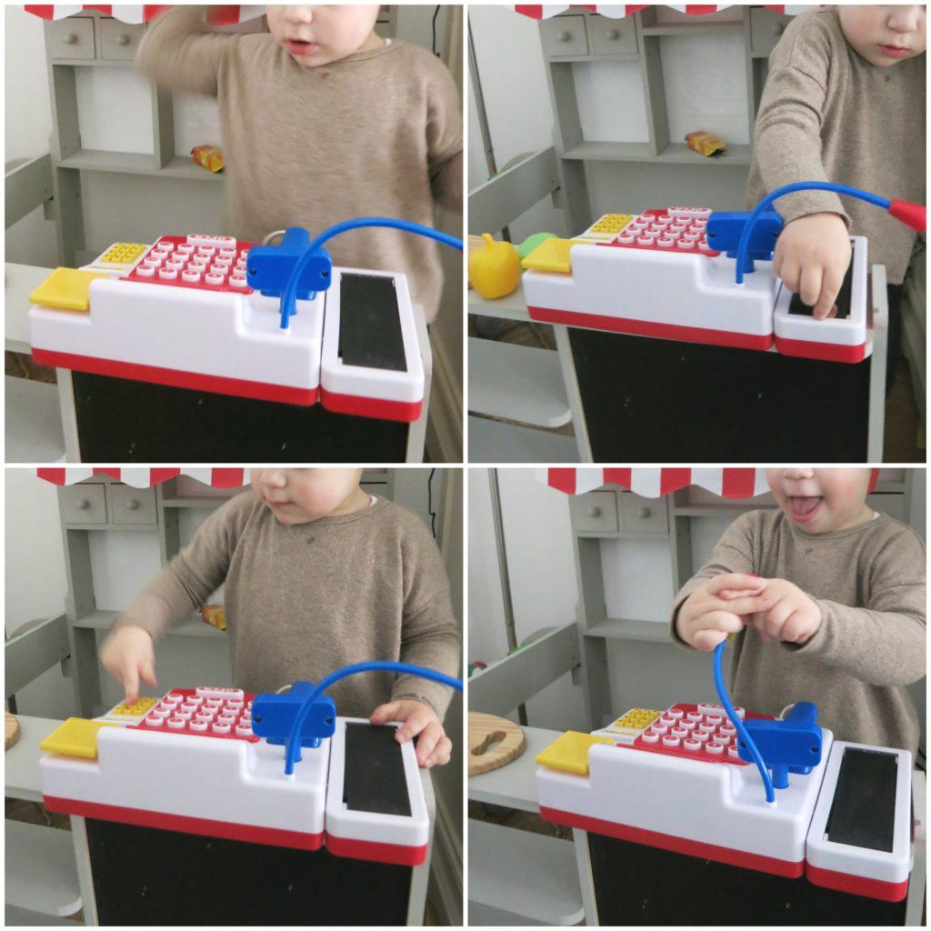 Simba Toys Supermarktkasse im Test
