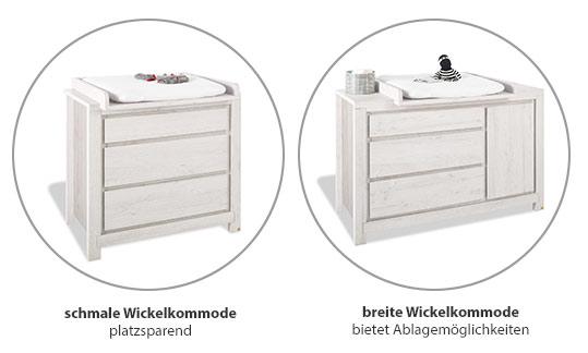 wickelkommoden g nstig kaufen. Black Bedroom Furniture Sets. Home Design Ideas