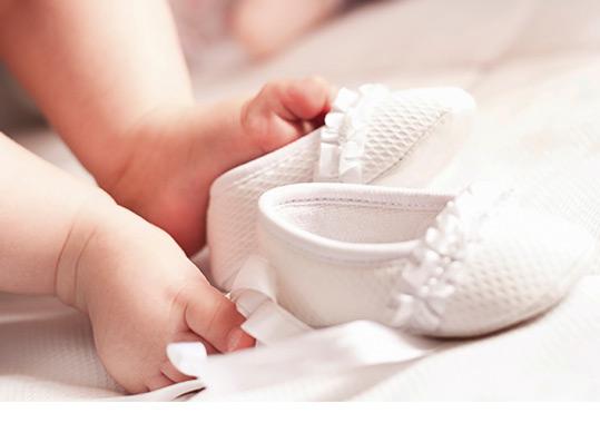 Babyschuhe