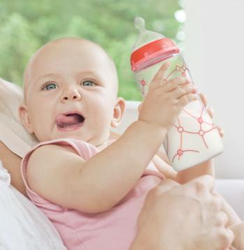 Trinksauger für Babyflaschen