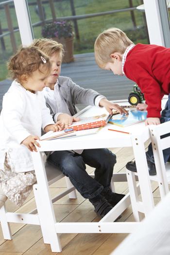 Sitzgruppe für Kinder