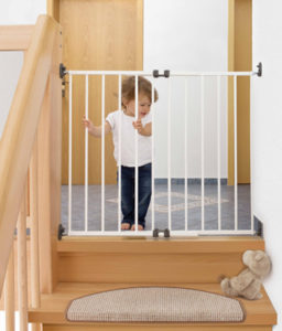 Welches Tür- oder Treppenschutzgitter ist empfehlenswert?