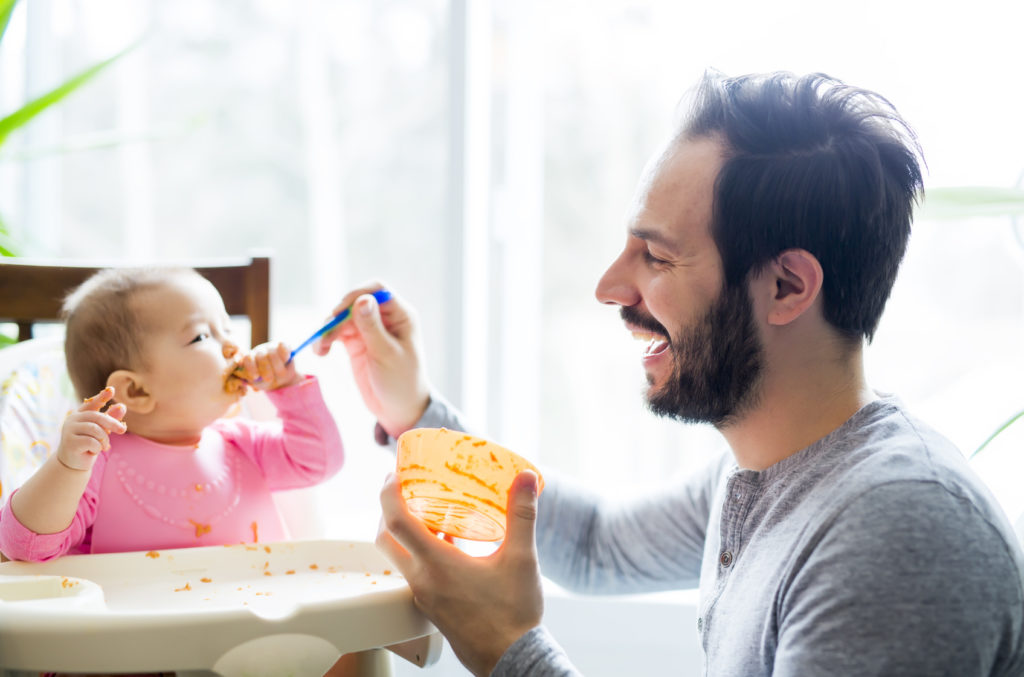 Ernährung für Säuglinge