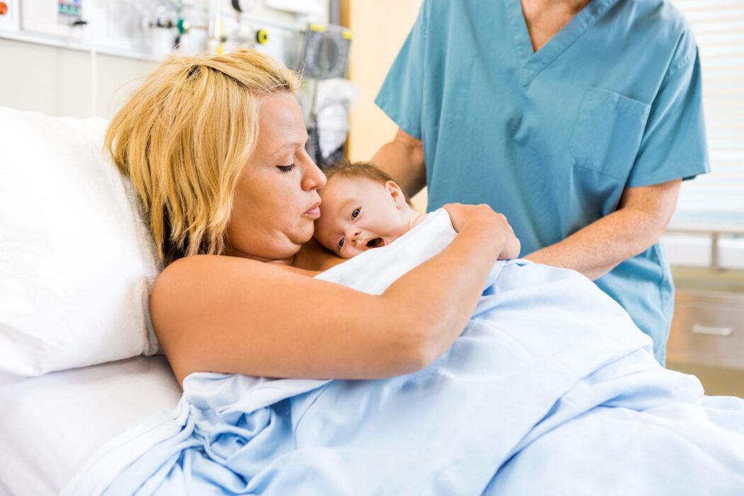 Geburt aus Hebammensicht