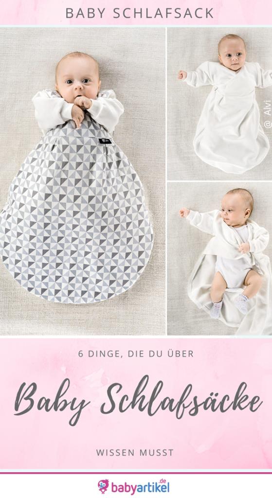 am besten geliebt guter Service Rabatt zum Verkauf Baby-Schlafsack – Das musst Du vor dem Kauf unbedingt wissen